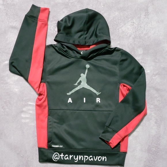 b11d49442499 Jordan Other - Boys Nike Air Jordan Thermafit Hoodie